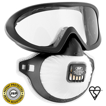 Filterspec® PRO Goggle FMP2 Valved